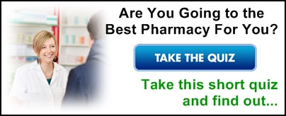 Are You Going tothe Best Pharmacy For You? Take the Quiz