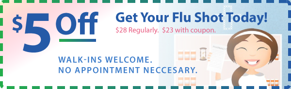Cascade Custom Pharmacy Flu shop coupon - immunizations in bend oregon