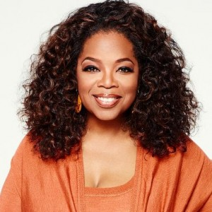 Portrait of Oprah Winfery who swears by Bio-identical Hormone Replacement Therapy